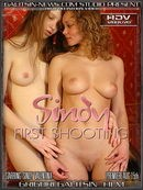 Sindy & Valentina in First Shooting video from GALITSINVIDEO by Galitsin
