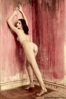 Adrianna in Red Wall gallery from GALLERY-CARRE by Didier Carre