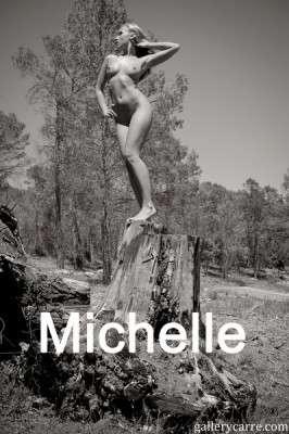 Michelle from GALLERY-CARRE