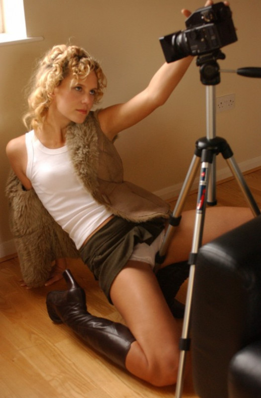 Joceline Brook Hamilton in Behind The Camera gallery from GIRLFOLIO