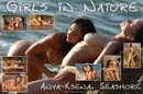 Anya & Ksena - Seeshore