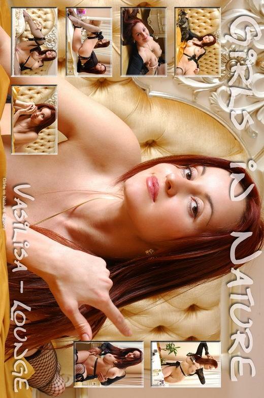 Vasilisa - `Lounge` - by Sergey Goncharov for GIRLSINNATURE