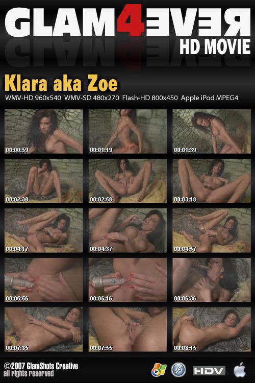 Klara - for GLAM4EVER