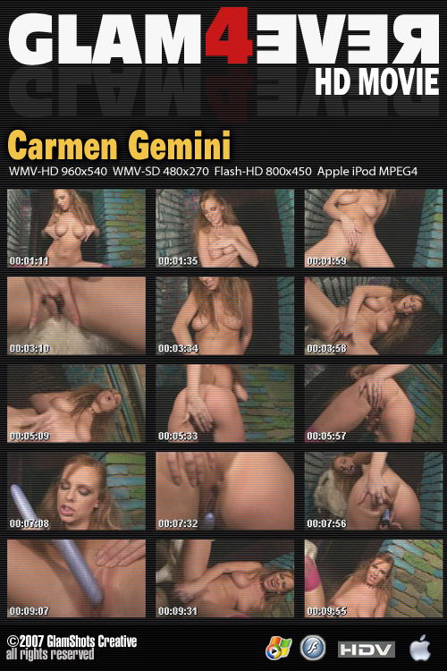 Carmen Gemini - for GLAM4EVER