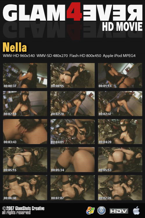 Nella - for GLAM4EVER