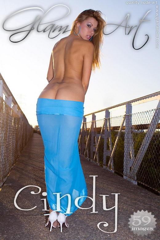 Cindy Hope - `Bridge` - by Gabor Orban for GLAMANDART