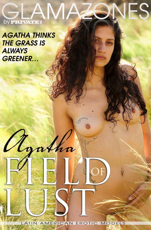 Agatha - `Field Of Lust` - by Walter Bosque for GLAMAZONES