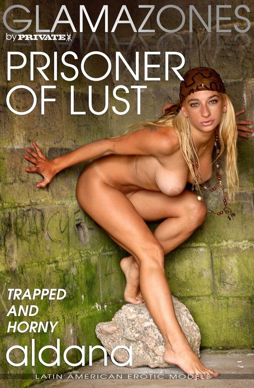 Aldana - `Prisoner Of Lust` - by Walter Bosque for GLAMAZONES