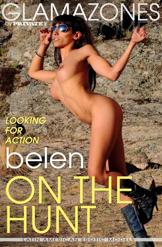 Belen - `On The Hunt` - by Walter Bosque for GLAMAZONES