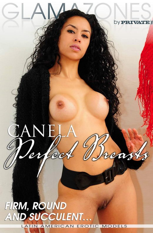 Canela - `Perfect Breasts` - by Walter Bosque for GLAMAZONES