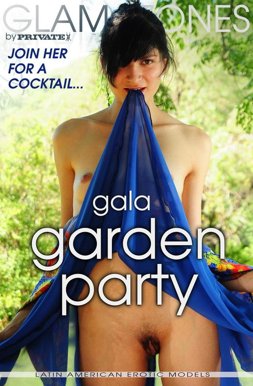 Gala - `Garden Party` - by Walter Bosque for GLAMAZONES