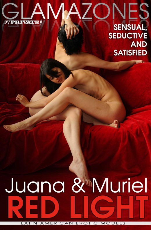 Juana & Muriel - `Red Light` - by Walter Bosque for GLAMAZONES