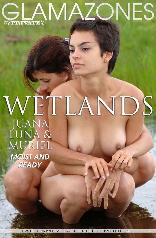 Juana Luna & Muriel - `Wetlands` - by Walter Bosque for GLAMAZONES
