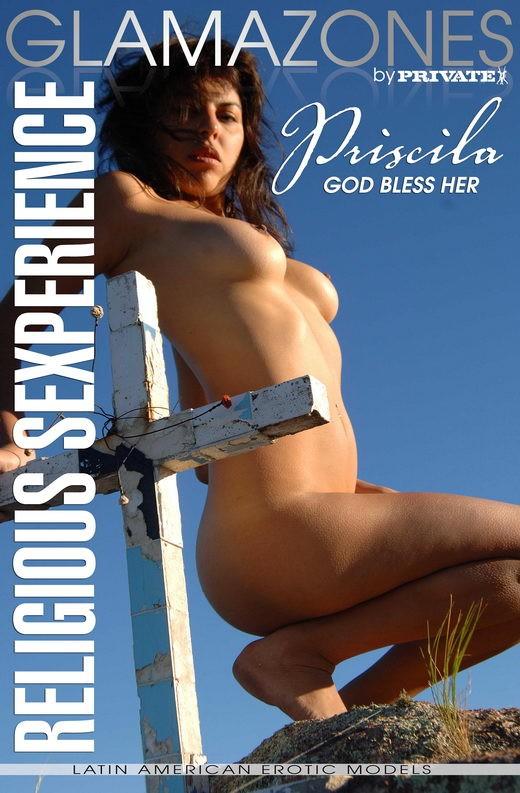 Priscila - `Religious Sexperience` - by Walter Bosque for GLAMAZONES