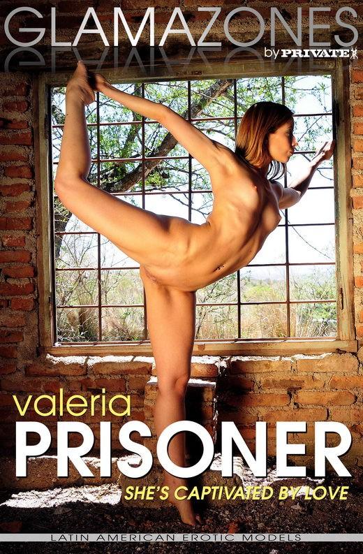 Valeria - `Prisoner` - by Walter Bosque for GLAMAZONES