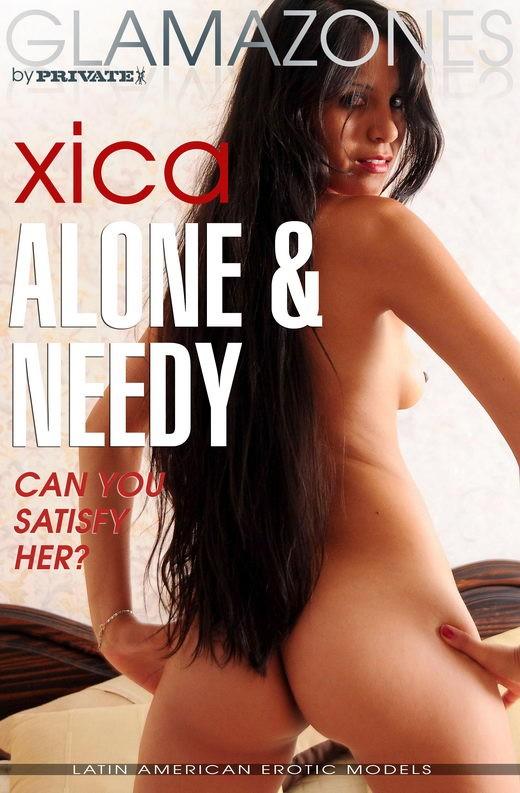 Xica - `Alone & Needy` - by Walter Bosque for GLAMAZONES