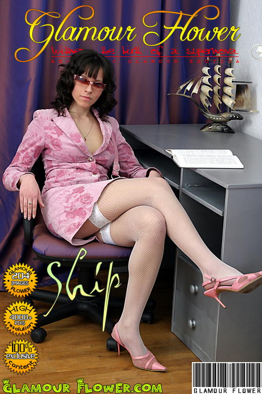 Hellen - `Business Lady` - for GLAMOURFLOWER ARCHIVES