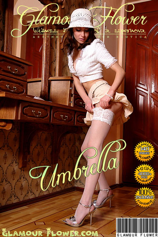 Dary - `Umbrella` - for GLAMOURFLOWER ARCHIVES