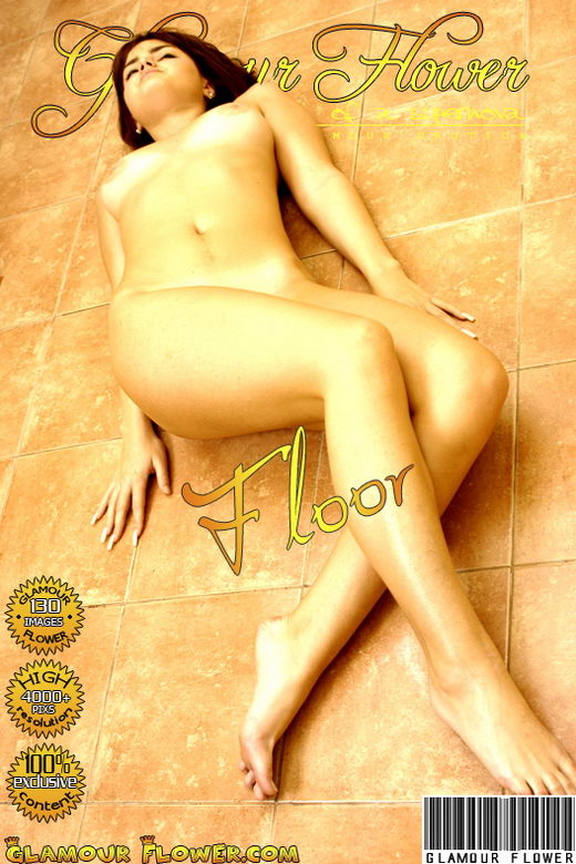 Milka - `On The Floor` - for GLAMOURFLOWER ARCHIVES