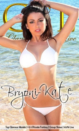 Bryoni-Kate Williams  from GLAMOURSTARSLIVE