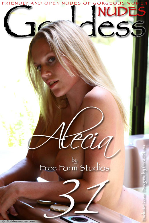Alecia - `Set 1` - by Free Form Studios for GODDESSNUDES