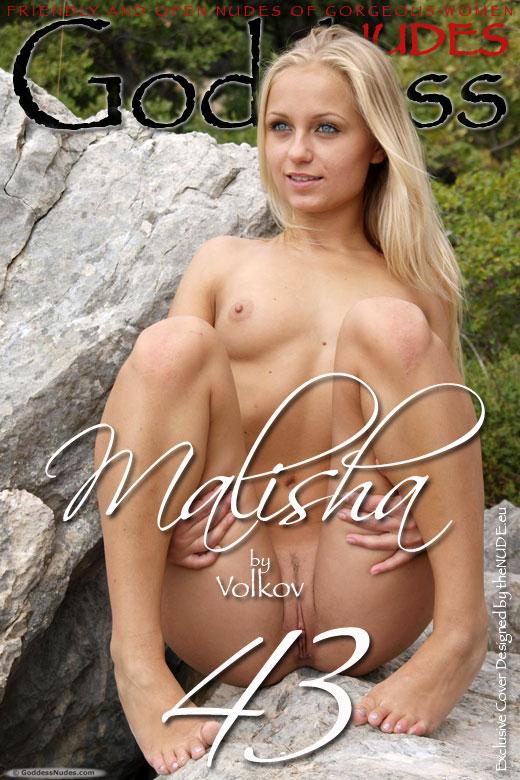 Malisha - `Set 1` - by Volkov for GODDESSNUDES