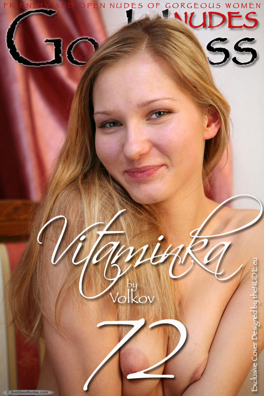 Vitaminka - `Set 1` - by Volkov for GODDESSNUDES