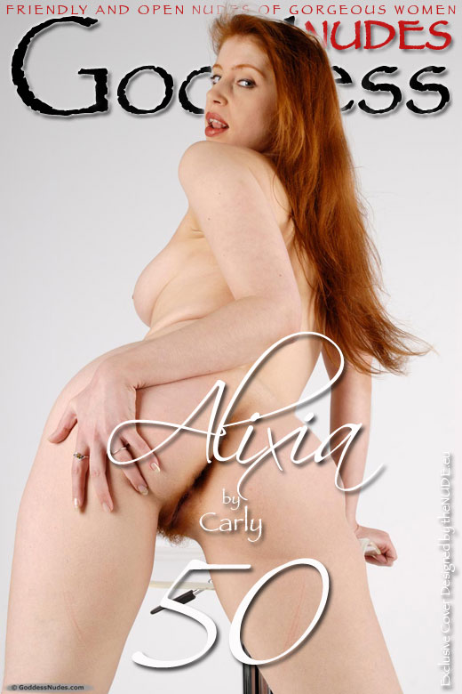 Alixia - `Set 1` - by Carly for GODDESSNUDES