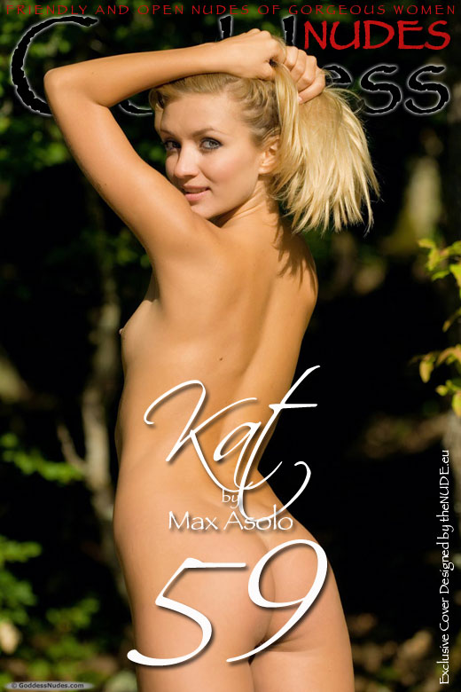 Kat - `Set 1` - by Max Asolo for GODDESSNUDES