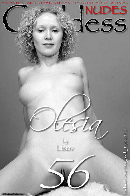 Olesia - `Set 1` - by Lisov for GODDESSNUDES