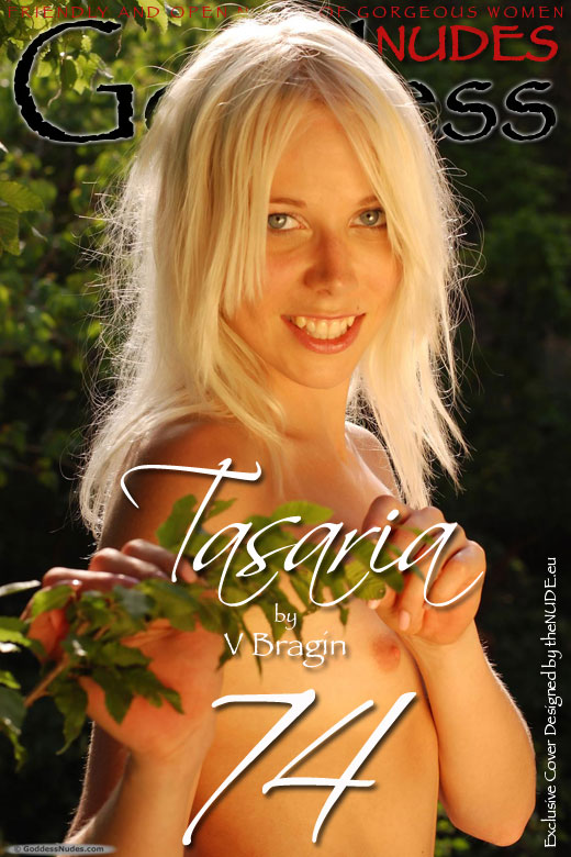 Tasaria - `Set 1` - by V Bragin for GODDESSNUDES