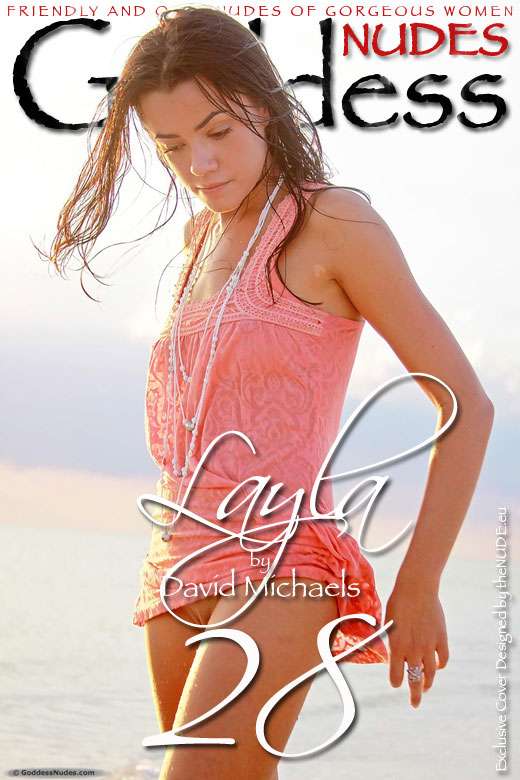 Layla - by David Michaels for GODDESSNUDES