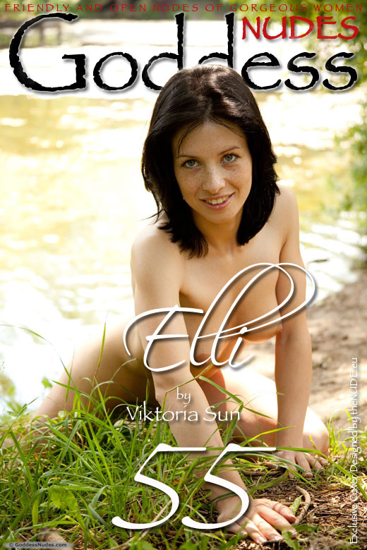 Elli - by Viktoria Sun for GODDESSNUDES