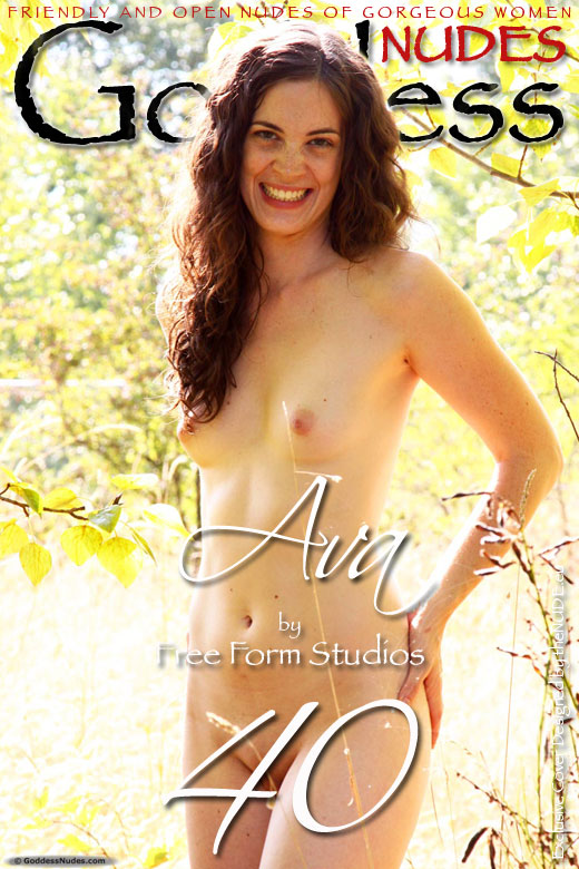 Ava - `Set 1` - by Free Form Studios for GODDESSNUDES