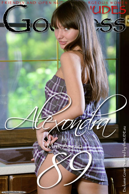 Alexondra - `Set 1` - by Asolo for GODDESSNUDES