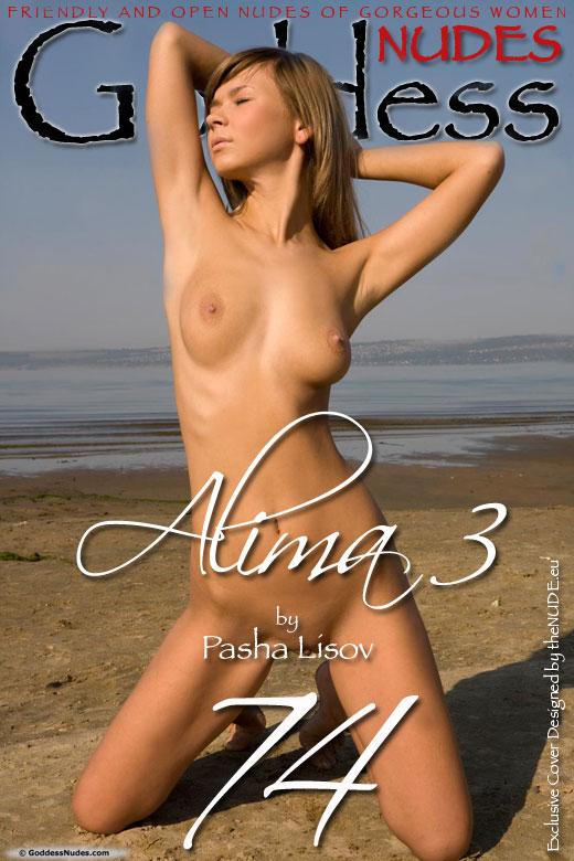 Alima - `Set 3` - by Pasha Lisov for GODDESSNUDES