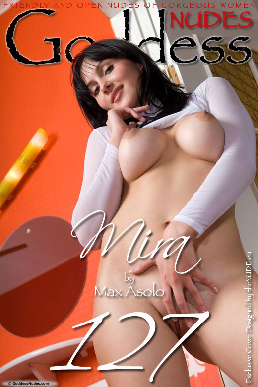 Mira - `Set 1` - by Max Asolo for GODDESSNUDES