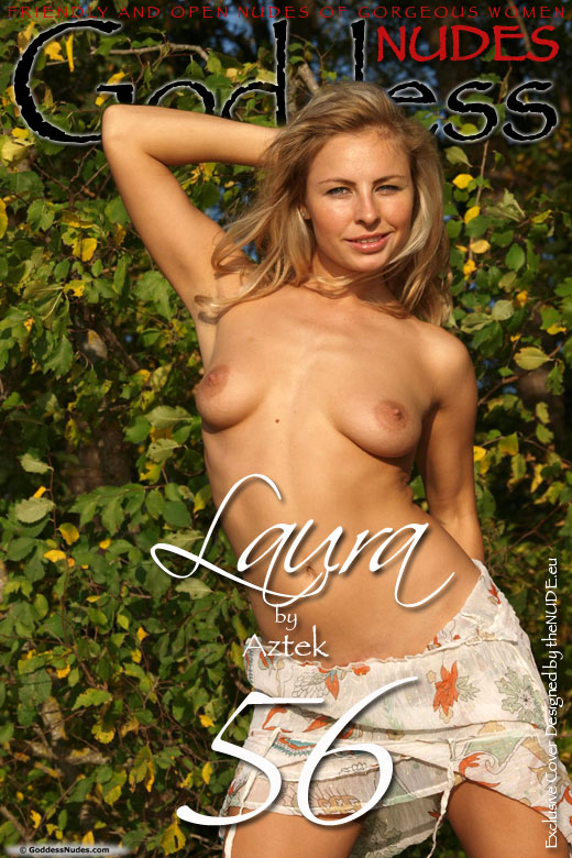 Laura - `Set 5` - by Aztek for GODDESSNUDES