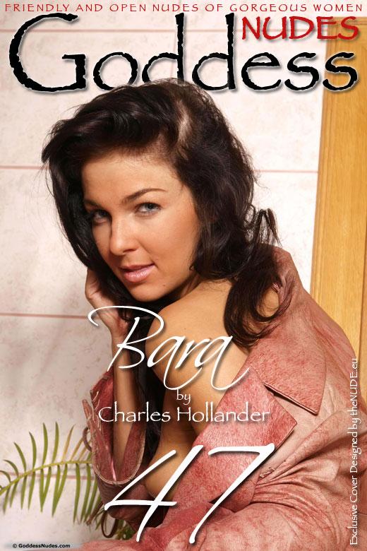 Bara - `Set 2` - by Charles Hollander for GODDESSNUDES
