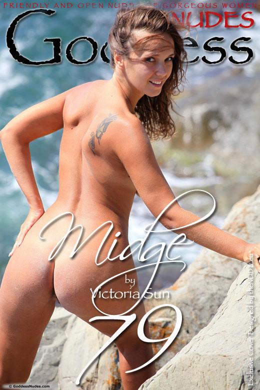 Midge - `Set 3` - by Victoria Sun for GODDESSNUDES