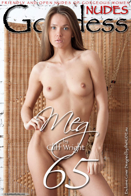 Meg - `Set 1` - by Cliff Wright for GODDESSNUDES