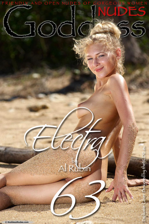 Electra - `Set 5` - by Al Rubin for GODDESSNUDES