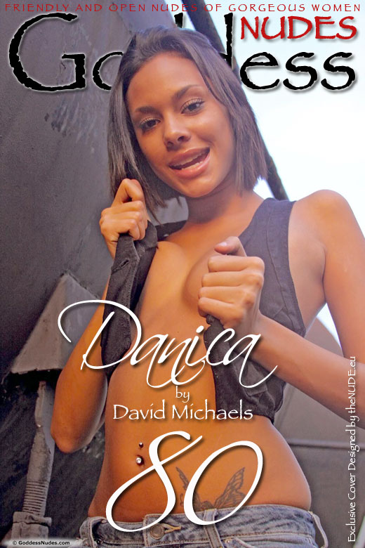 Danica - `Set 3` - by David Michaels for GODDESSNUDES