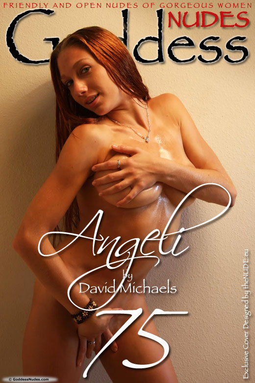 Angeli - `Set 2` - by David Michaels for GODDESSNUDES
