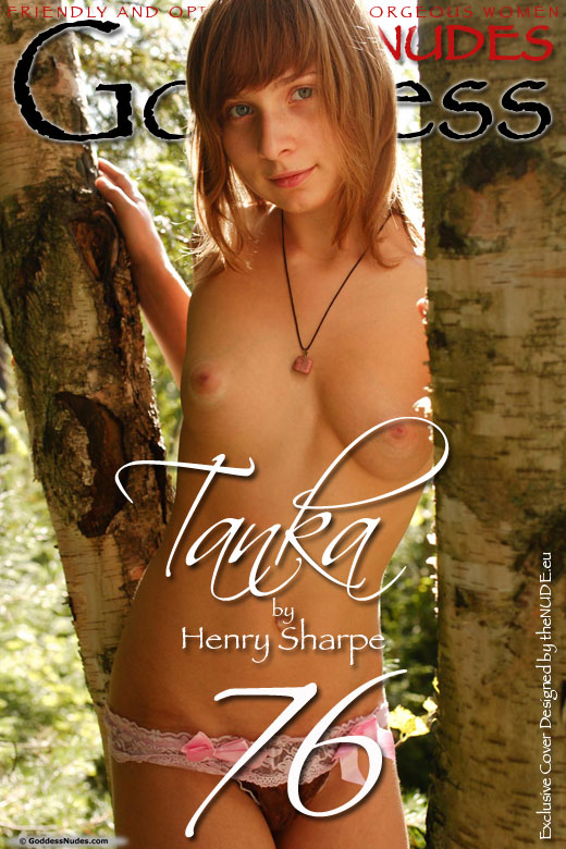 Tanka - `Set 1` - by Henry Sharpe for GODDESSNUDES