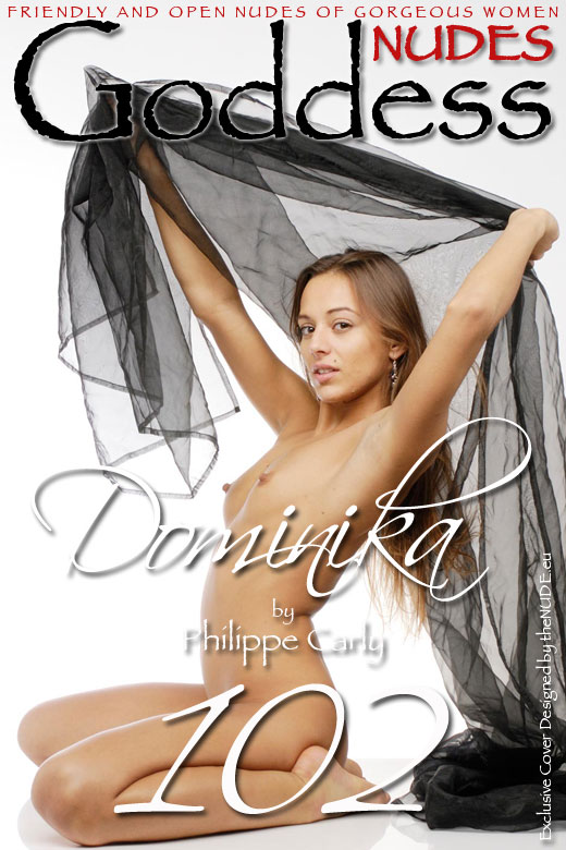 Dominika - `Set 6` - by Philippe Carly for GODDESSNUDES