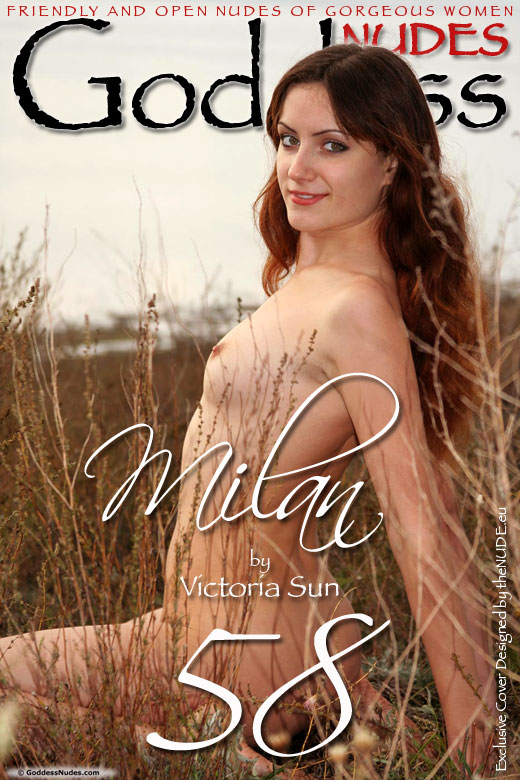 Milan - `Set 2` - by Victoria Sun for GODDESSNUDES