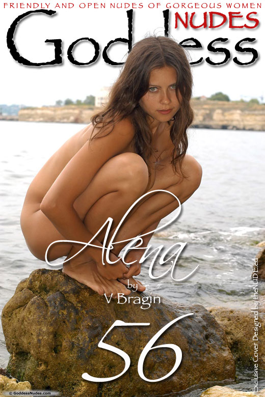 Alena - `Set 3` - by V Bragin for GODDESSNUDES