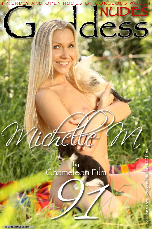Michelle M - `Set 2` - by Chameleon Film for GODDESSNUDES