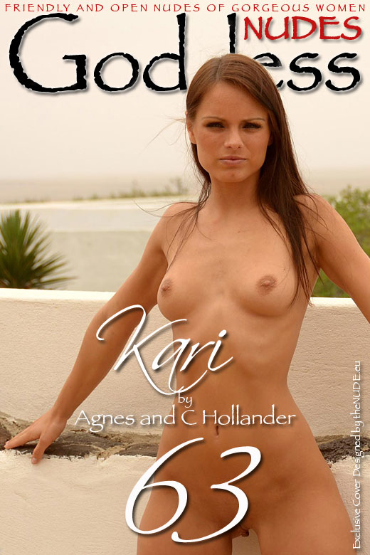 Kari - `Set 1` - by Agnes and C Hollander for GODDESSNUDES